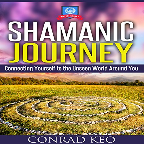 Shamanic Journey audiobook cover art