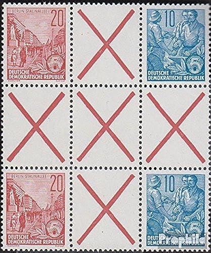 tienda de pescado para la venta Prophila Collection Collection Collection DDR (RDA) Hz6 1957 plan quinquenal (sellos para los coleccionistas)  Los mejores precios y los estilos más frescos.