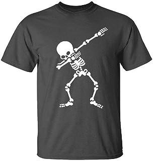 Camisetas Hombre?Riou Camiseta de Manga Corta elástica de Verano de Originales Estampada Casual Ocasional de los Hombres Tops Blusa O-Cuello Verano