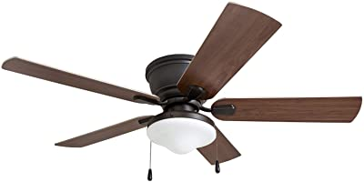 Prominence Home 51186-01 Chatham Ceiling Fan, 52, Bronze