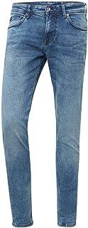 Tom Tailor Denim (NOS) Super Slim Piers, Jeans Gewaschen Vaqueros, Azul (Light Stone Wash Den 10280), W31/L32 (Talla del F...