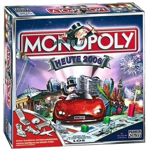 Hasbro - Parker - Monopoly Heute 2006