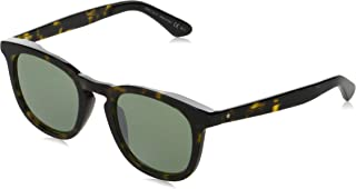 نظارات شمسية بتصميم بيضوي للنساء من جيمي تشو - لون العدسة اخضر