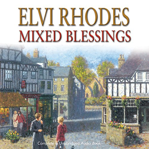 Mixed Blessings audiobook cover art