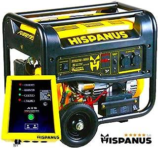 Amazon.es: generadores electricos gasolina