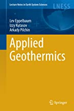 Applied Geothermics (Lecture Notes in Earth System Sciences)