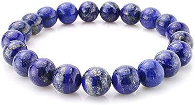 lapis lazuli mens bracelet