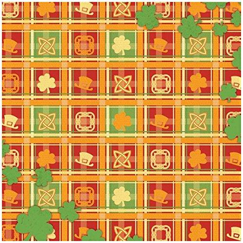 Unbekannt Karen Foster Design Scrapbooking-Papier Keltisches Karomuster 12 x 12 Keltisches Plaid