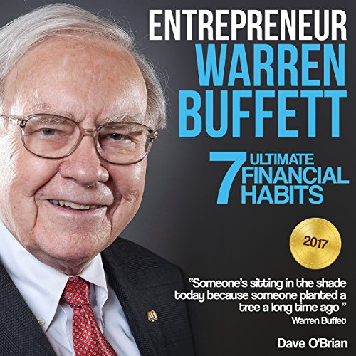 Entrepreneur: Warren Buffett audiobook cover art