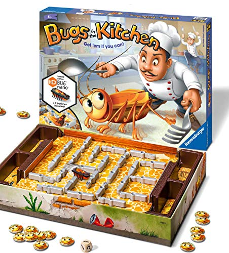 Bugs in the Kitchen - Children's Board...