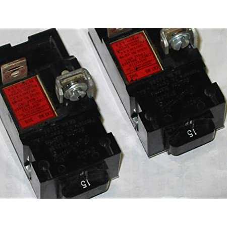 1 ITE P115 Pushmatic Circuit Breaker 1-Pole 15A