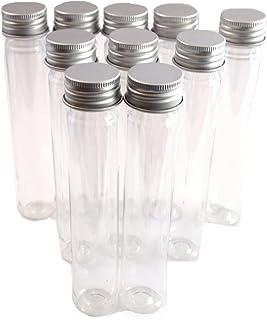 ハーバリウムボトル10本 ハーバリウム プリザーブドフラワー ドライフラワー プラスチック