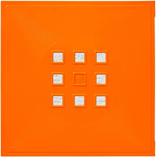 DEKAFORM Puerta para Cubo de Flexi Uso IKEA Estantería Expedit + Kallax con nörnäs * Naranja