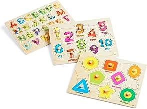 Best peg puzzle age Reviews