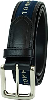 حزام تومي هيلفيقر باللون الاسود مقاس 38