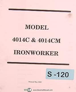scotchman ironworker 4014c