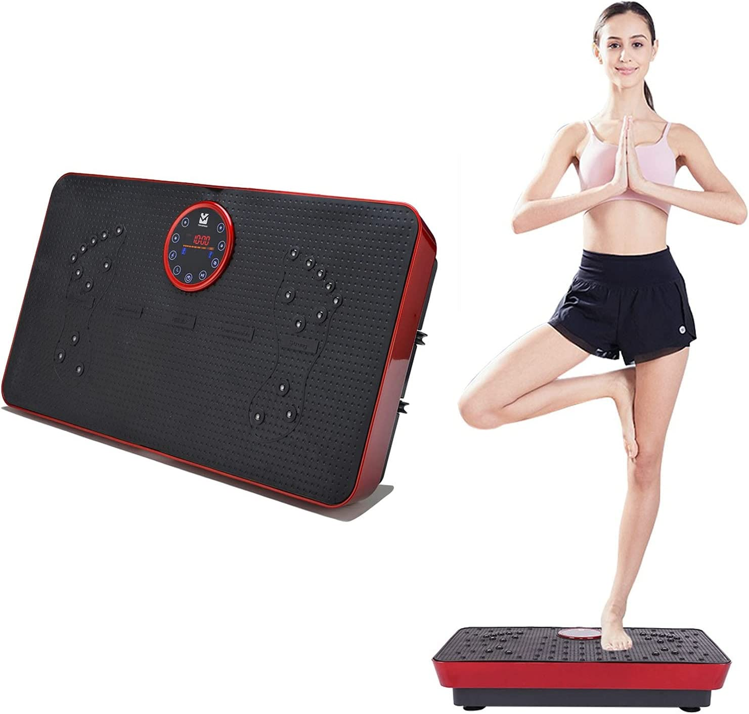 Max 82% OFF DSVF Vibration Max 61% OFF Plate Exercise B Body - Machine