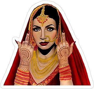 Vijk kor Not Your Bride Stickers (3 Pcs/Pack)