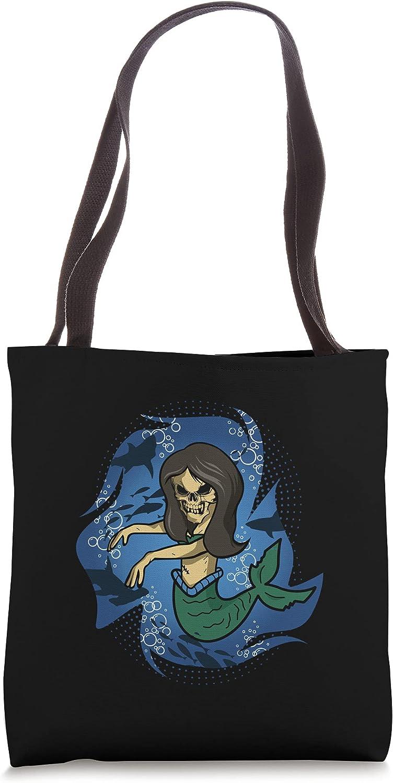 Mermaid Halloween Bones Skeleton Ocean Tot Deep Fish Mail order Sea