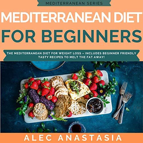 Mediterranean Diet for Beginners cover art