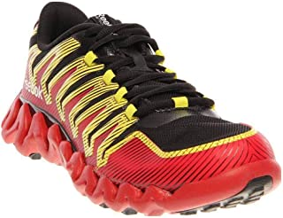 de911f880 Reebok Mens Zigtech Shark 2.0 Athletic   Sneakers Red