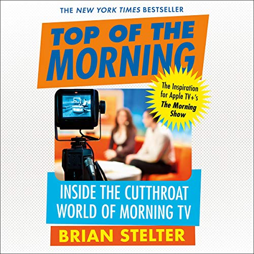 Top of the Morning audiobook cover art