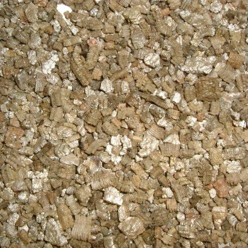 Terra Exotica Vermiculite - grob 3-6 mm - ca. 40 Liter, Vermiculit, Brutsubstrat