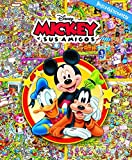 Busca y encuentra. Mickey Mouse: MICKEY Y SUS AMIGOS: 0 (LF)