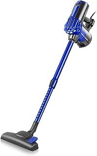 iwoly 掃除機 サイクロン コード式 強力 軽量 HEPA スティック ハンディ クリーナー (ブルー)