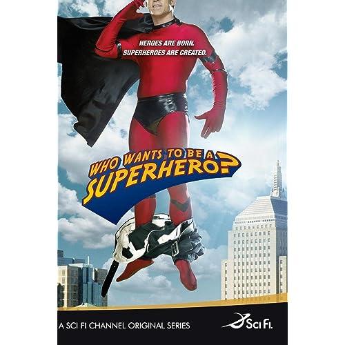 Superhero DVD: Amazon com