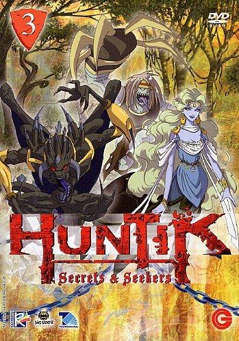Huntik-Secrets & Seekers Volume 03 Episodi 09-11 [Import]