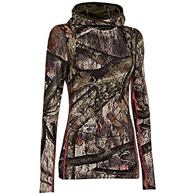 Under Armour Women's ColdGear Infrared EVO Hoodie X-Large Mossy Oak Treestand