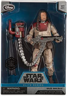 Star Wars Baze Malbus Elite Series Die Cast Action Figure - 6 1/2 Inch - Rogue One: A Story