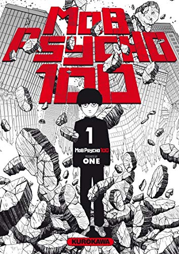 Mob Psycho 100 - tome 1 (1)
