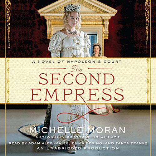 The Second Empress audiobook cover art