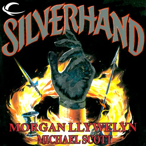 Silverhand audiobook cover art