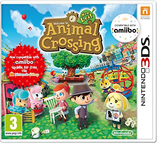 Animal Crossing: New Leaf [Importación Inglesa]