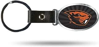 Rico Industries NCAA Oregon State Beavers Accent Key Chain, Black, 3.75
