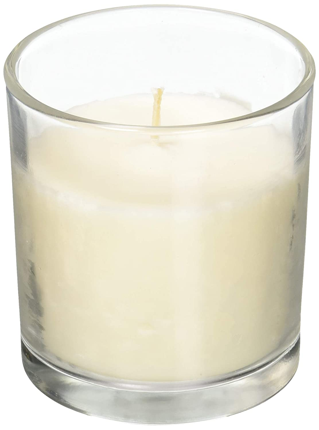 Amazon Com Air Fresh Candle By Old Williamsburgh Fresh Linen Scent Advanced Air Freshening Paraffin Grade Wax Natural Fiber Wick Long Burning Glass Jar 4 Oz Home Kitchen