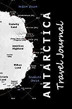 Antarctica Travel Journal (Map-themed Travel Diaries)