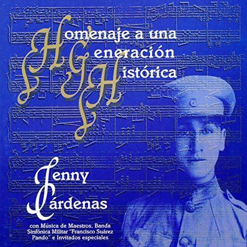 """Jenny Cárdenas feat. Música de Maestros & Banda Sinfónica Militar """"Francisco Suárez Pando"""""""