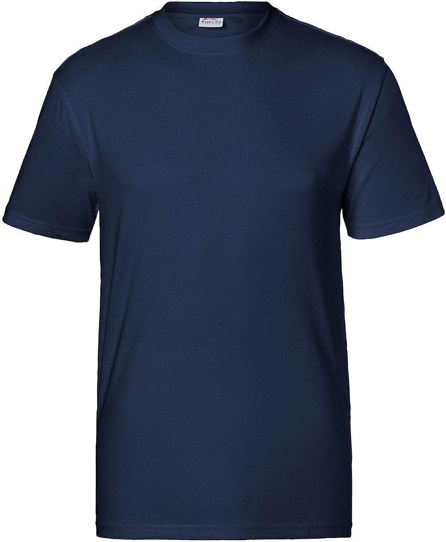 K/ÜBLER Shirts T-Shirt Kurzarmshirt mit Rundhalsausschnitt