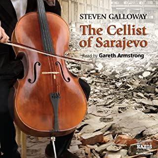 The Cellist of Sarajevo                   Written by:                                                                                                                                 Steven Galloway                               Narrated by:                                                                                                                                 Gareth Armstrong                      Length: 5 hrs and 23 mins     24 ratings     Overall 4.4