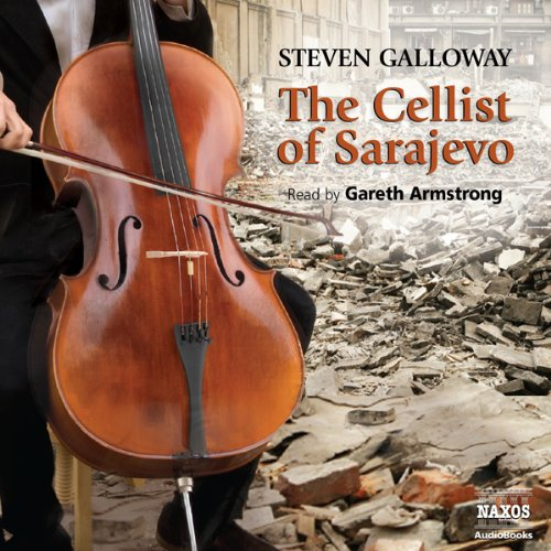 The Cellist of Sarajevo cover art
