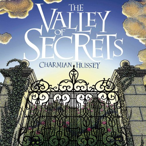 Valley of Secrets audiobook cover art