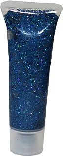 Eulenspiegel 907030 glittergel, blauw juwel, 18 ml