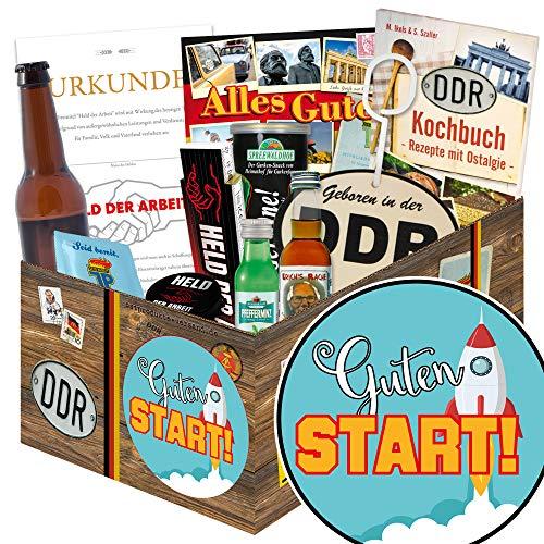 Guten Start / DDR Männer Paket / Geschenke zum Start ins Berufsleben