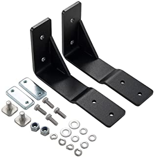 Rhino Rack Sunseeker Awning Angled Down Bracket for Flush Bars - 32127,Small