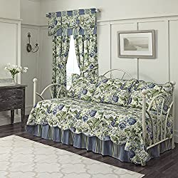 Waverly Floral Reversible Daybed Set
