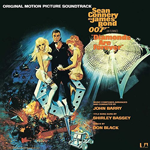 James Bond: Diamonds Are Forever (Limited Edition) [Vinyl LP]